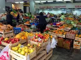 Рынок в Баре
