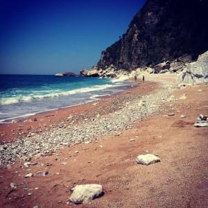 Пляж Режевичи